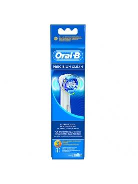 ORAL-B RECAMBIO CEPILLO PRECISION CLEAN 3U