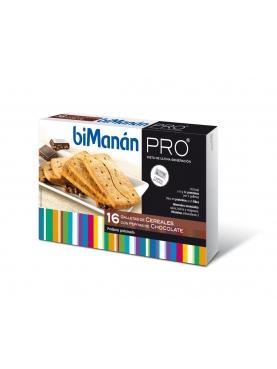 BIMANAN PRO GALLETAS CEREALES CON CHOCOLATE 200