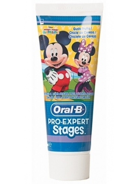 ORAL-B PASTA INFANTIL STAGES 75 ML