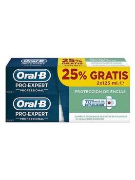 ORAL-B PROEXPERT PROTEC ENCÍAS 2X125 ML