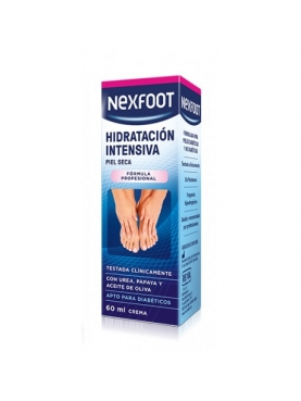 NEXFOOT HIDRATACIÓN INTENSA 60 ML