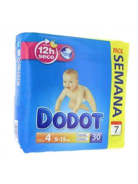 DODOT T-4  8-14 KG PACK SEMANA 30 U
