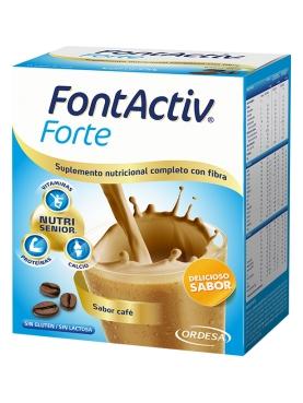 FONTACTIV FORTE CAFÉ 14 SOBRES 30 G