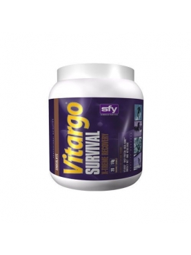 VITARGO SURVIVAL RECOVERY 600G SABOR CHOCOLATE