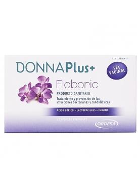 DONNAPLUS+ FLOBORIC 7 CÁPSULAS VAGINALES