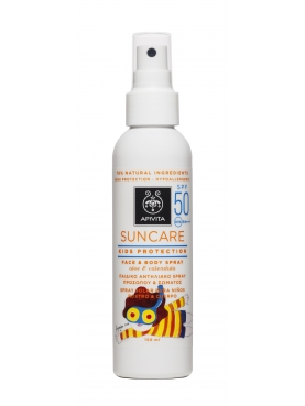 APIVITA SUN KIDS SPRAY SPF 50