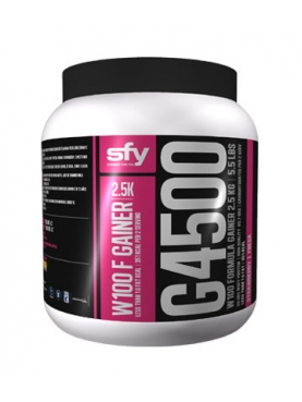 SFY G4500 GAINER CHOCOLATE 2.5 KG