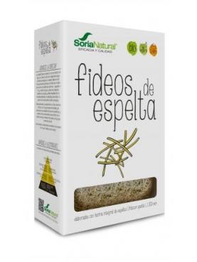 FIDEOS DE ESPELTA BIO 250G