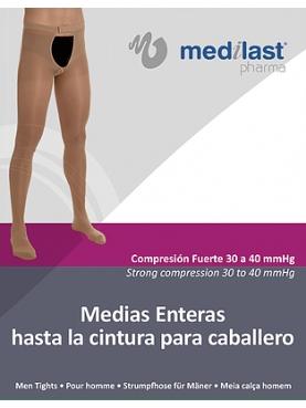 PANTY COMP NORMAL MEDILAST CABALLERO T- MED