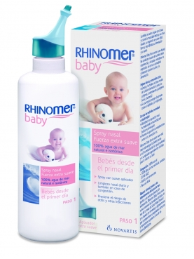 RHINOMER BABY EXTRA SUAVE 115 ML