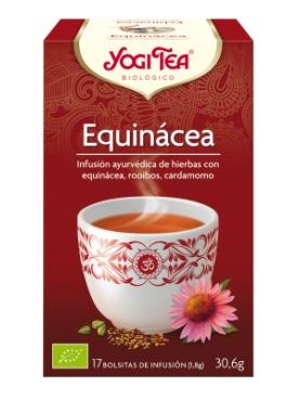 YOGI TEA EQUINACEA 17 BOLS