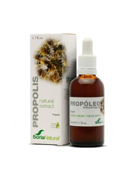PROPOLEO EXTRACTO SORIA NATURAL 50 ML