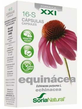 EQUINACEA 16-S SORIA NATURAL 30 CAP