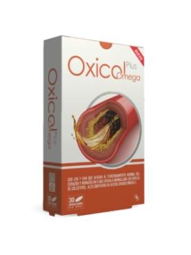 OXICOL PLUS OMEGA 30 CAPS