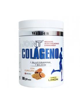 WEIDER COLAGENO+GLUCOSAMINA+SILICIO 300G