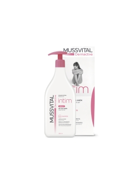 MUSSVITAL DERMACTIVE INTIM GEL ADULTS 250 ML