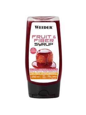 WEIDER FRUIT FIBER SYRUP