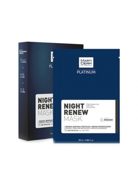 MARTIDERM NIGHT RENEW MASK 5 U
