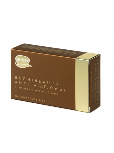 BECHIBEAUTY ANTI-AGE 60 CAPS