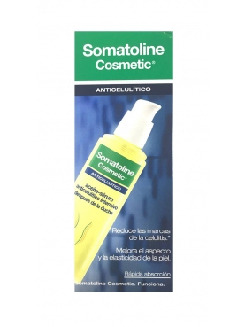 SOMATOLINE COSMETIC ACEITE SERUM ANTICELULÍTICO