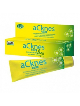 ACKNES GEL ARBOL DE TÉ 25 ML