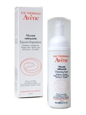 AVENE ESPUMA LIMP MATIFICAN 150 ML