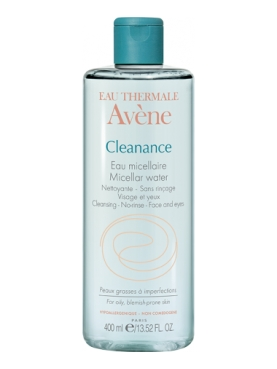 AVENE CLEANANCE AGUA LIMP 400 ML