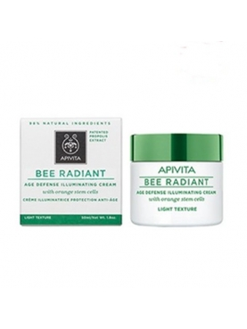 APIVITA BEE RADIANT PEONY LIGHT