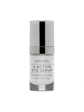 APIVITA  5- ACTION EYE SERUM