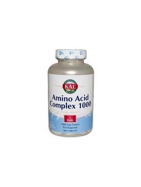 KAL AMINO ACIDO COMPLEX 1000 100 TABL