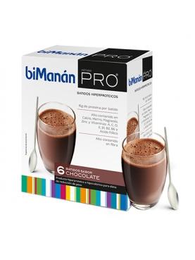BIMANAN PRO BAT CHOCOLATE 6 SOB