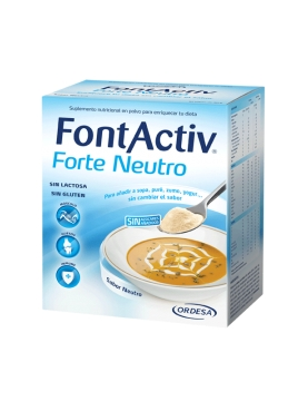 FONTACTIV FORTE NEUTRO 10 X 30 G