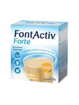 FONTACTIV FORTE VAINILLA 14 SOBRES 30 G