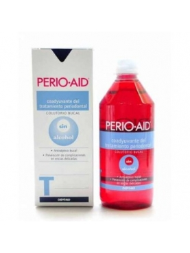 PERIO AID COLUTORIO SIN ALCOHOL 500 ML