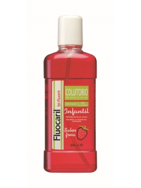 COLUTORIO FLUOCARIL FRESA 500 ML