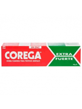COREGA SUPER ULTRA CR EXT FTE 40 ML