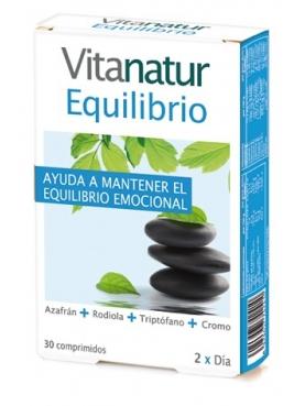 VITANATUR EQUILIBRIO 30 COMP