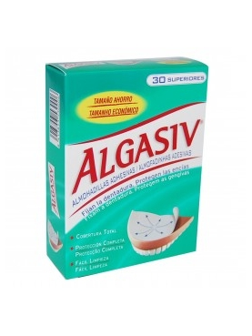ALGASIV DENTADURA SUPERIOR 30 U