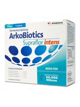 ARKOBIOTICS ADULT SUPRAFLOR INTENS 7 SOB