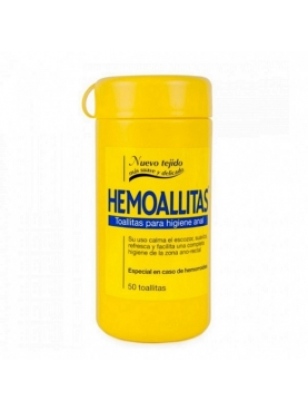 HEMOALLITAS 50 UN