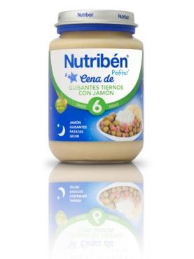 NUTRIBÉN CENA GUIS JAMÓN 200 G