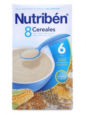 NUTRIBÉN 8 CEREALES 600 GR