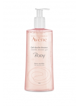 AVENE BODY GEL DE DUCHA SUAVIDAD 500 ML