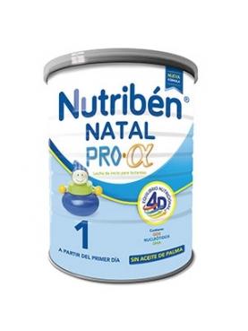 NUTRIBÉN NATAL LECHE 800 G