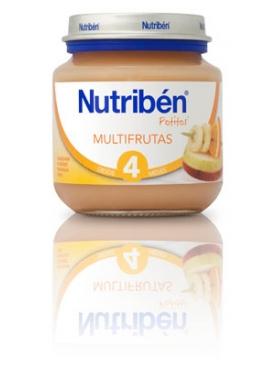 NUTRIBÉN BEBÉ INCIO MULTIFRUTAS