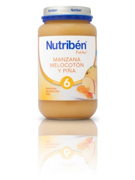 NUTRIBÉN MANZ MELOC PIÑA 250 G