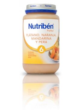 NUTRIBÉN PLAT NAR MAND PERA 250 G