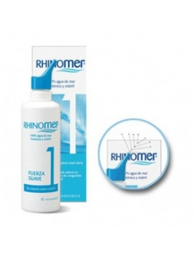 RHINOMER F-1 NEBULIZADOR 135 ML