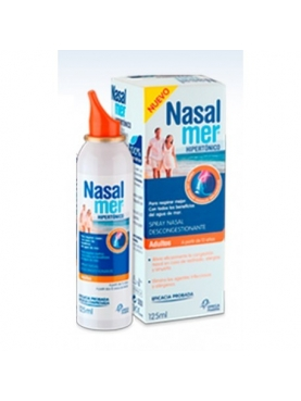 NASALMER SPRAY NASAL ADULTOS 125 ML
