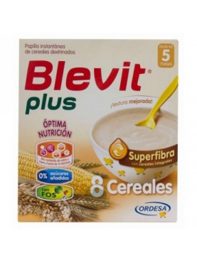 BLEVIT PLUS SUPFIBR 8 CER 600 G